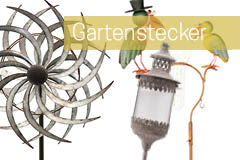 Gartenstecker